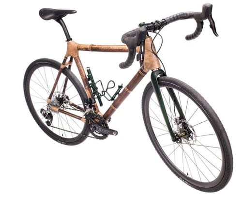 bicicleta bambu