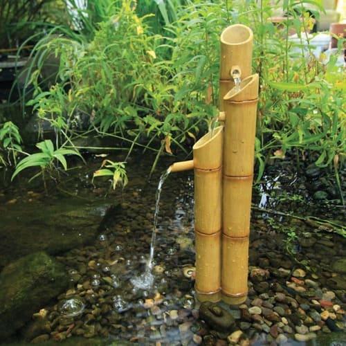 Fuentes Con Bambú Para Mejorar Tu Feng Shui Concepto Bambú